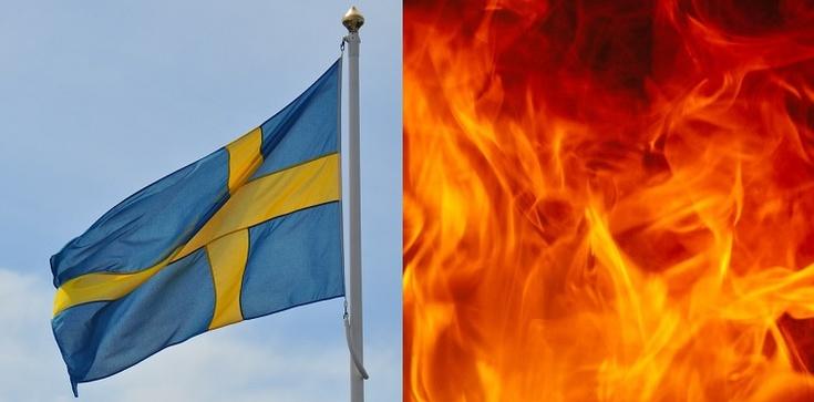 Piotr Ślusarczyk: Fale przemocy uderzają w Szwecję. Media odwracają wzrok - zdjęcie