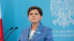 Beata Szydło miała kolizję - miniaturka
