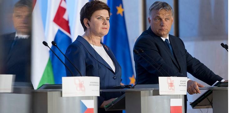 Węgry murem za Polską. Szef węgierskiego MSZ apeluje do KE - zdjęcie