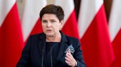 Szydło: Odniosę się do szkalującej Polskę debaty w PE - miniaturka