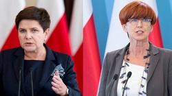 Wnioski o wotum nieufności wobec wicepremier Beaty Szydło i minister Elżbiety Rafalskiej odrzucone przez Sejm - miniaturka