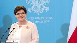 Premier Szydło: Polacy mają wielkie serca! - miniaturka