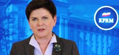 Premier Beata Szydło w szpitalu. Modlitwa o zdrowie