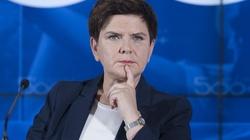 Beata Szydło: Czas Donalda Tuska w polskiej polityce się skończył - miniaturka