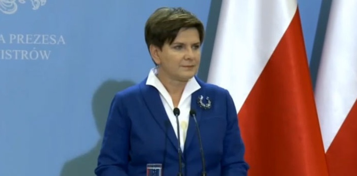 Szydło: Interesy polskiej gospodarki muszą być chronione - zdjęcie