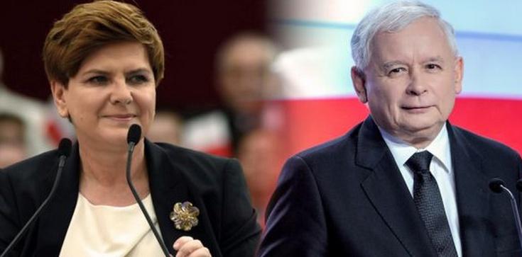 Wyborcy doceniają kampanię wyborczą PiSu - zdjęcie