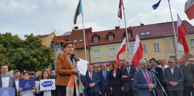 Szydło: Zrobię wszystko, by Polacy wrócili do Polski - zdjęcie