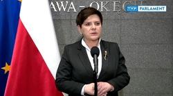 Premier Szydło: Sukces! Polskie postulaty w Deklaracji Rzymskiej - miniaturka