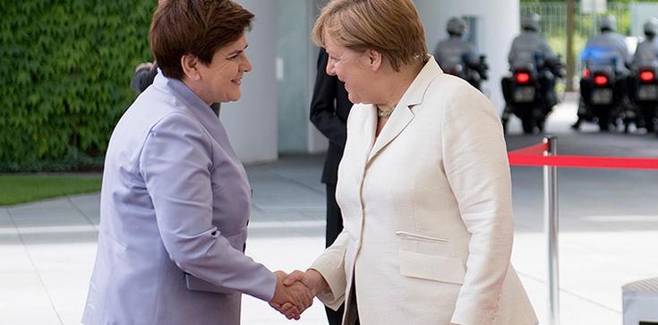 Merkel dogada się z nową Unią której przewodzi Polska? - zdjęcie