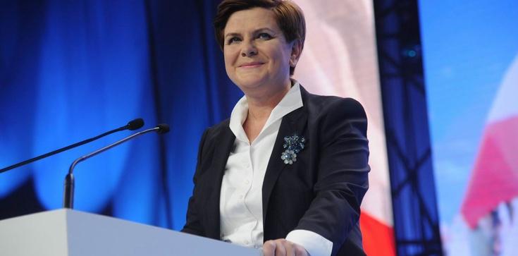 Beata Szydło najbardziej wpływową Polką w polityce - zdjęcie