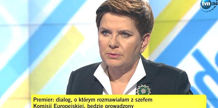 Dialog z Komisją Europejską-tak, szantaż czy sankcje? -Stanowcze NIE! - zdjęcie