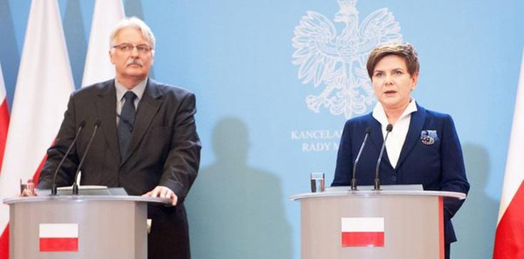 Matka Kurka: Waszczykowski pokazuje, że skończyło się traktowanie Polski jak kolonii! - zdjęcie