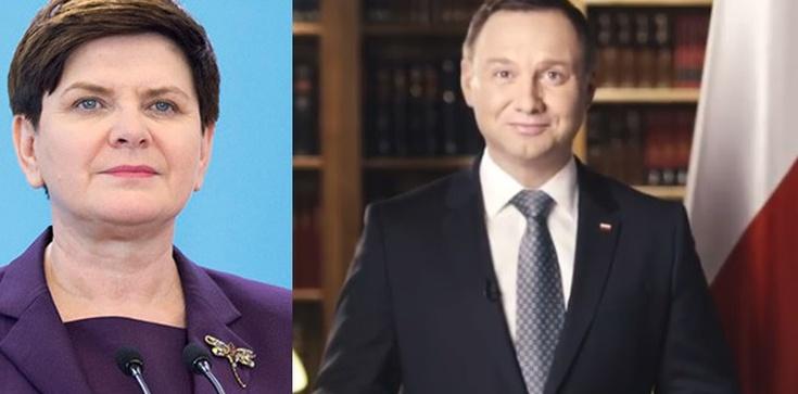 CBOS: Polacy ufają prezydentowi i premier - zdjęcie