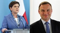 Duda i Szydło, oto absolutni liderzy rankingu zaufania!!! - miniaturka