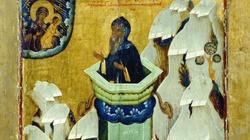 Św. Szymon Słupnik - wzór surowej ascezy - miniaturka