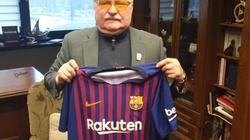 FC Barcelona też broni polskiej Konstytucji? Wałęsa znów zadziwia... - miniaturka