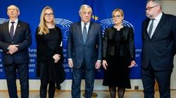 Rodzina prezydenta Gdańska w Brukseli - miniaturka
