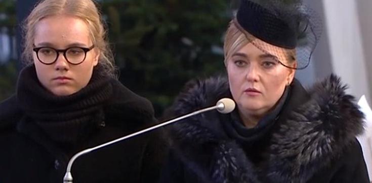 Wdowa po prezydencie Gdańska: Dziękuję Bogu, że skrzyżował nasze drogi - zdjęcie