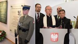 Minister Szyszko złożył hołd leśnikom, którzy oddali życie za Ojczyznę - miniaturka