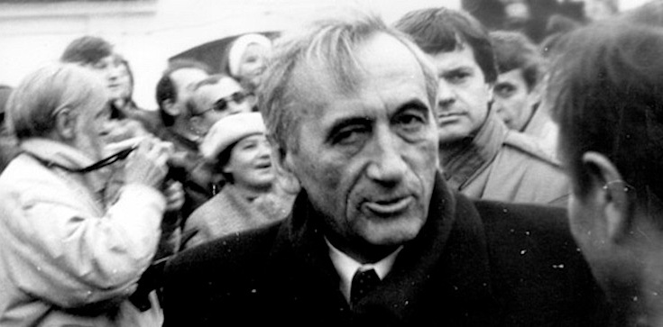 Jerzy Bukowski: Pomnik grubej kreski - zdjęcie