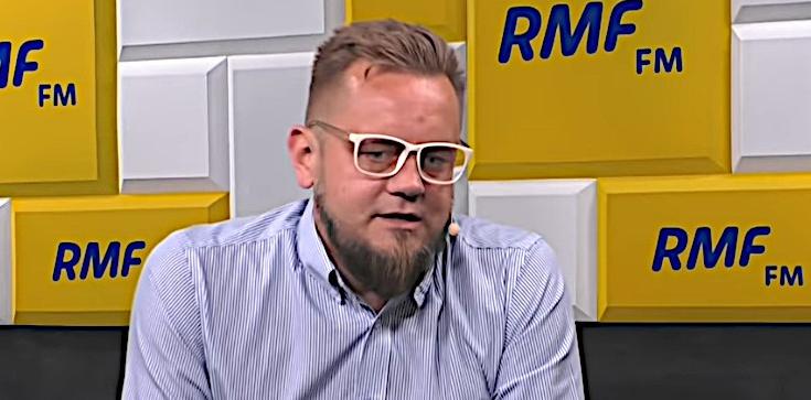 Paweł Tanajno zatrzymany przez policję! Chciał zakłócić przebieg uroczystości rocznicowych - zdjęcie