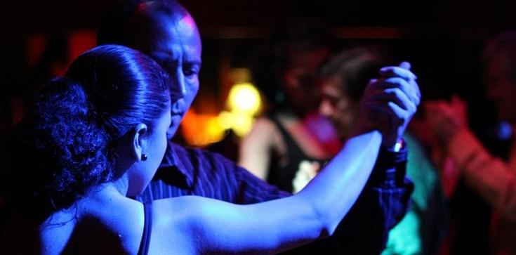 Czy taniec jest grzechem? [FILM] - zdjęcie