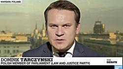 Tarczyński w anglojęzycznej debacie: Chcemy być w UE, ale szanujcie nas! [FILM] - miniaturka