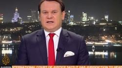 Tarczyński w Al Jazeera: Nie chcemy, by muzułmańscy imigranci rządzili w Polsce - miniaturka