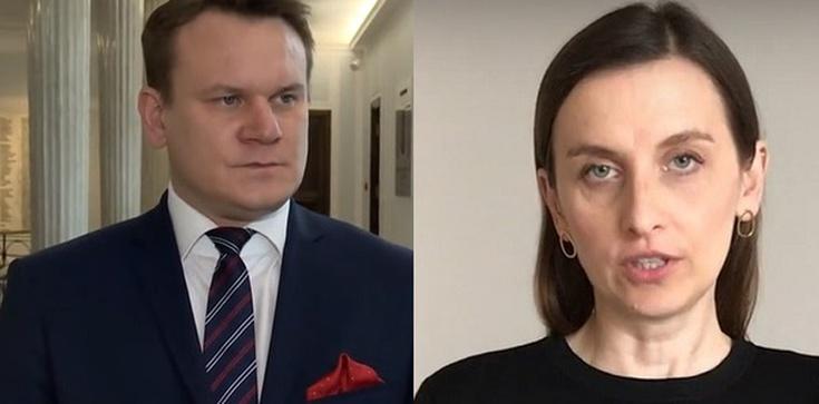 Tarczyński o zmianie partii przez Spurek: Europę toczy szaleństwo neomarksizmu - zdjęcie