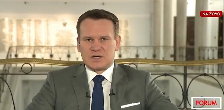 Tarczyński: To dla Konfederacji hańba. Historia zapisze wam to zachowanie - zdjęcie
