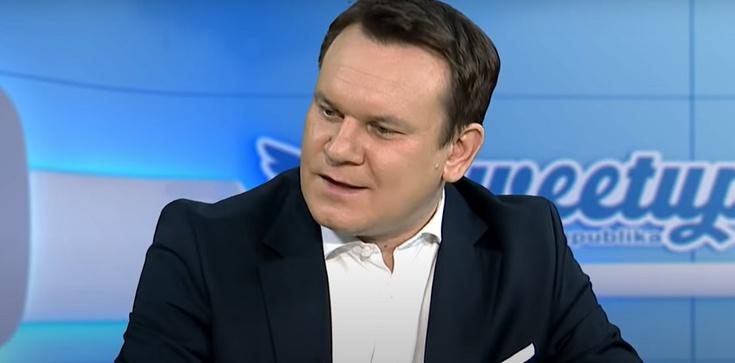 Dominik Tarczyński o teorii MPWiK: ,,Żenadometr pękł''  - zdjęcie