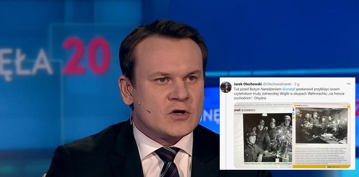 Tarczyński ostro o publikacji Onetu: Perfidna manipulacja - zdjęcie