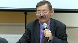 Dr Jerzy Targalski: Racjonalizacja zamiast zmiany - miniaturka