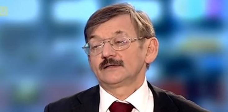 Dr Jerzy Targalski: Platforma i tak upadnie - zdjęcie
