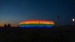 UEFA mówi ,,nie'' dla tęczowego stadionu w trakcie meczu Niemcy-Węgry - miniaturka