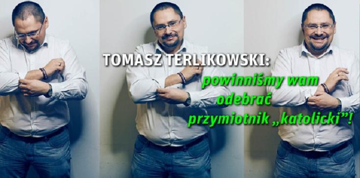 """"""" Tygodnik Powszechny"""" patrzy na Terlikowskiego - zdjęcie"""