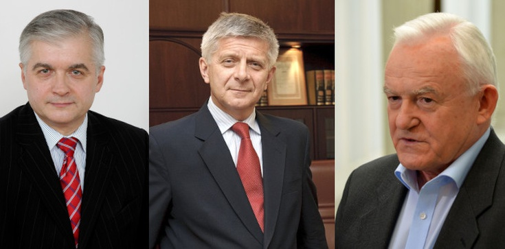 Belka, Cimoszewicz i Miller – PZPR poparł Trzaskowskiego - zdjęcie
