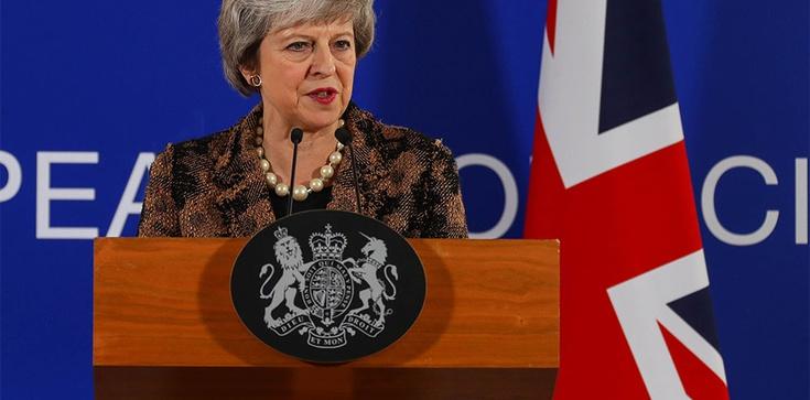 'Zostaniemy z niczym!' Theresa May przestrzega przed odrzuceniem umowy brexitowej - zdjęcie