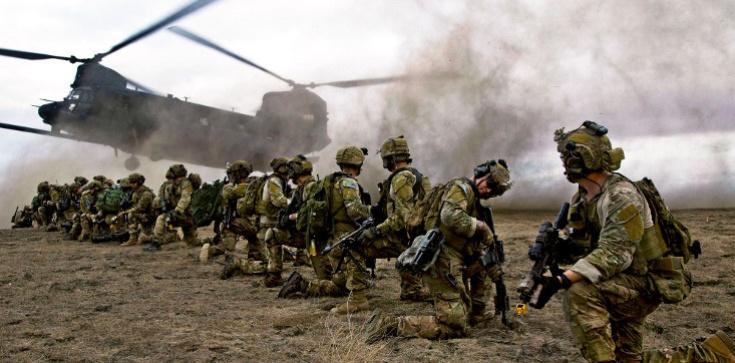 Ponad 5 tys. żołnierzy USA trafi z RFN do innych krajów. Przeniesienie dowództwa USA w Europie - zdjęcie
