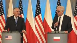 Tillerson: Polska i USA są przeciwko Nord Stream 2! Podważa to stabilność energetyczną Europy - miniaturka