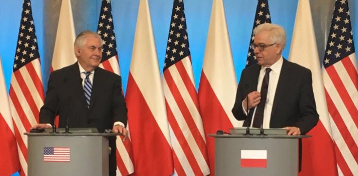 Tillerson: Polska i USA są przeciwko Nord Stream 2! Podważa to stabilność energetyczną Europy - zdjęcie