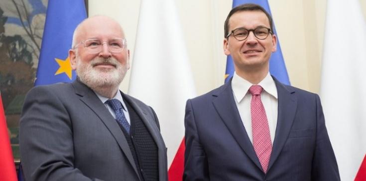 Kurs KE wobec Polski zaostrza się - zdjęcie
