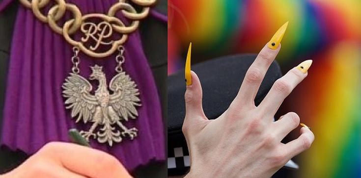 Kasta Basta! SKANDAL! 3 miesiące więzienia bo... trzymał baner przeciwko marszowi LGBT - zdjęcie