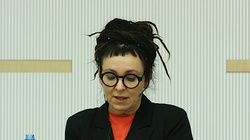 Olga Tokarczuk z Literacką Nagrodą Nobla - miniaturka