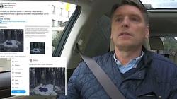 Obrzydliwa manipulacja Tomasza Lisa - kłamie na temat dzieci na granicy z Białorusią - miniaturka