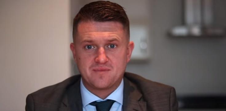Tommy Robinson: Polacy znowu będą musieli stać się wybawcami Europy - zdjęcie