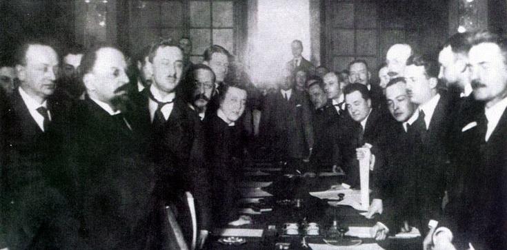 95 lat temu Polska podpisała Traktat Ryski z sowiecką Rosją - zdjęcie
