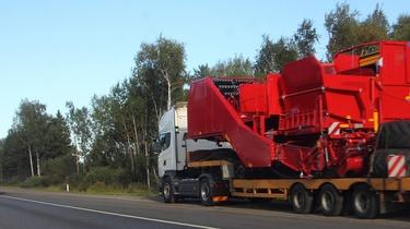 Jak zorganizować transport ponadgabarytowy? - miniaturka