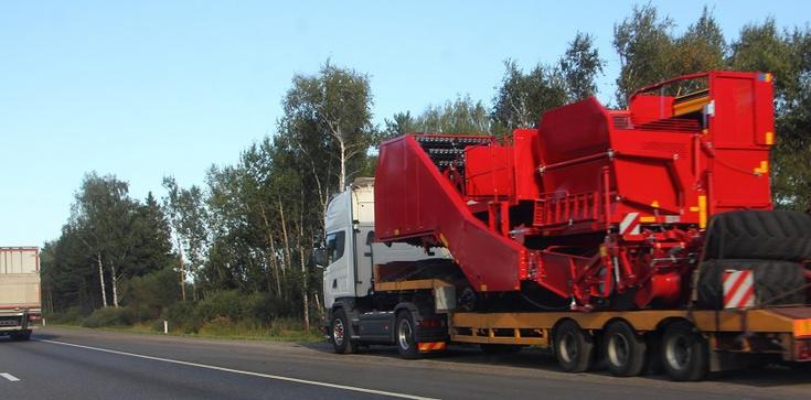 Jak zorganizować transport ponadgabarytowy? - zdjęcie