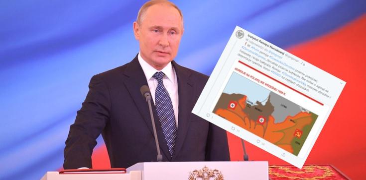 IPN reaguje na artykuł Putina: To stalinowska propaganda - zdjęcie